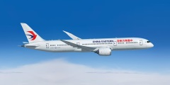 China Eastern Airlines Planes