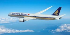Singapore Airlines Planes